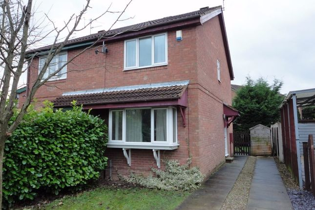 Thumbnail Semi-detached house to rent in 61, Acombwood Drive, Acomb Park, York