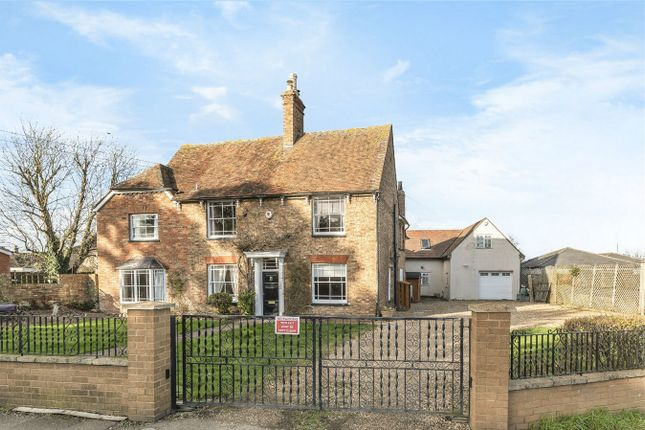 Thumbnail Detached house for sale in Cotton End Road, Wilstead, Bedford