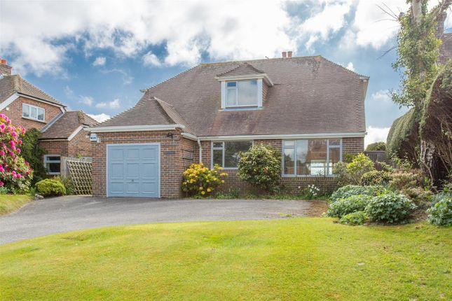 Thumbnail Detached bungalow for sale in Cowbeech, Hailsham