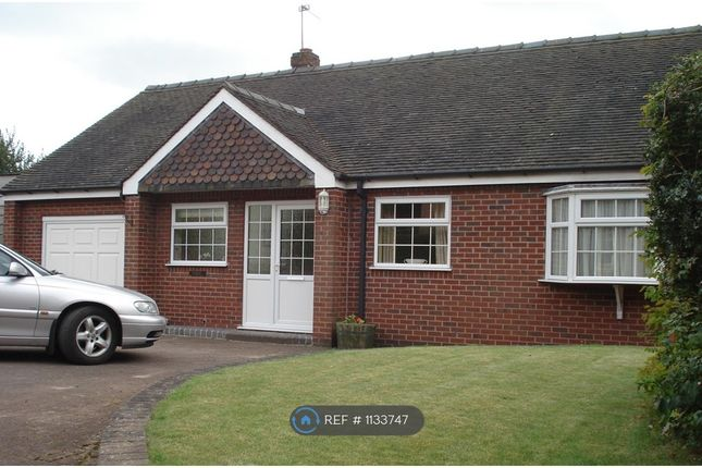 2 bed bungalow to rent in The Butts, Betley, Crewe CW3