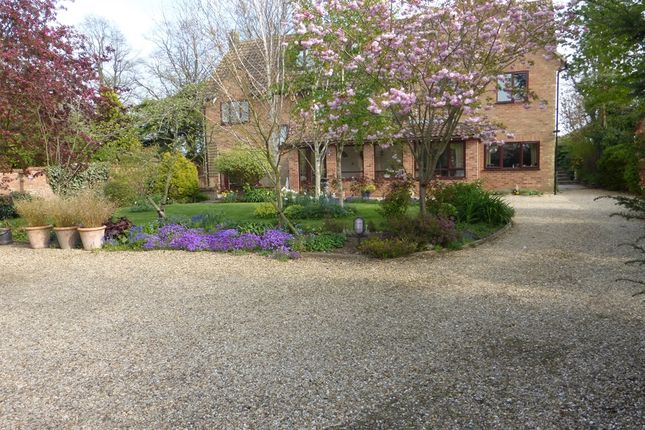 Thumbnail Detached house for sale in Waterside Gardens, March