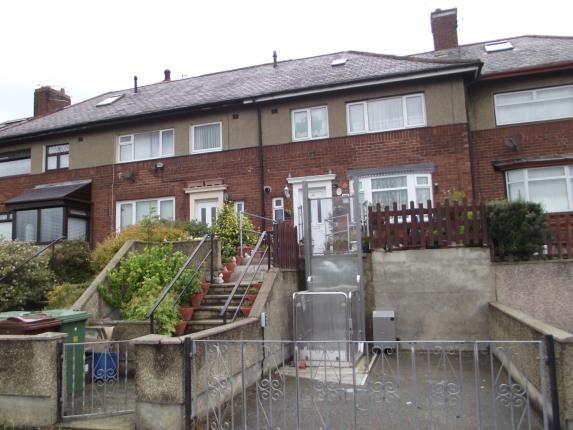 Thumbnail Terraced house for sale in Trem Elidir, Bangor, Gwynedd