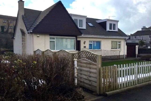 Thumbnail Detached house to rent in Burnlea Road, Largs, North Ayrshire