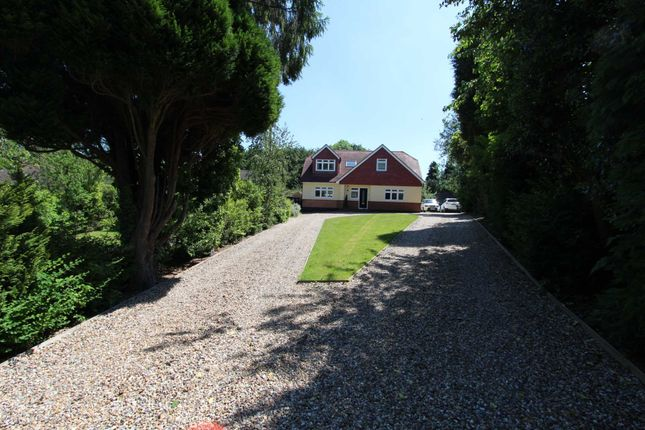 Thumbnail Detached house for sale in Hollytree Drive, Higham, Rochester