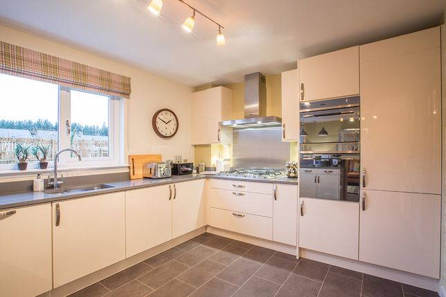 "4 bedroom detached house for sale in ""Crathes"" at Crathes, Banchory"