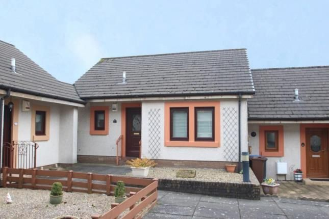 Thumbnail Bungalow for sale in Manse Court, Kilwinning, North Ayrshire