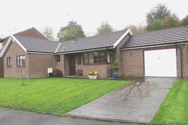 Thumbnail Detached bungalow for sale in Elizabeth Close, Lewis Street, Pentre