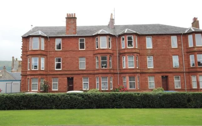 Thumbnail Flat for sale in Stanlane Place, Largs, North Ayrshire