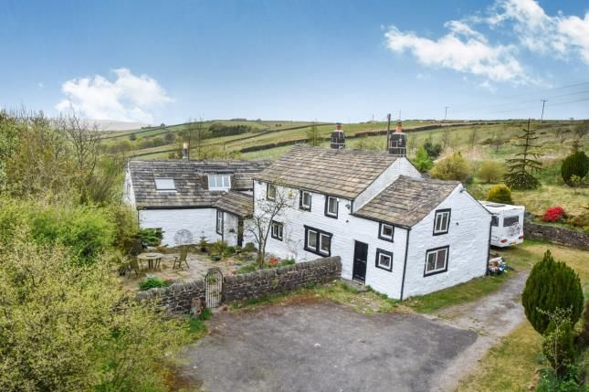 Thumbnail Barn conversion for sale in Eastwood Road, Todmorden, West Yorkshire