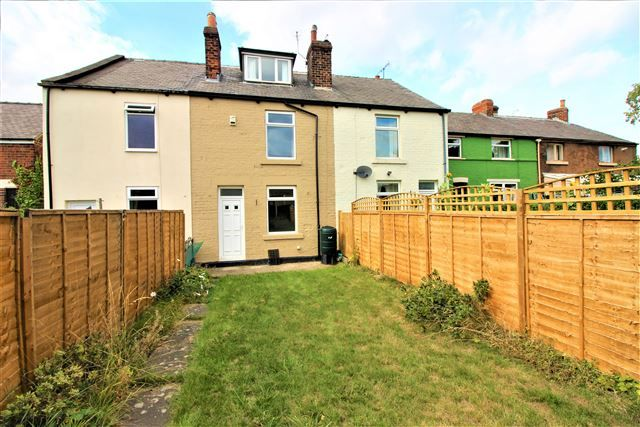 Thumbnail Terraced house to rent in Bishop Hill, Sheffield, Sheffield