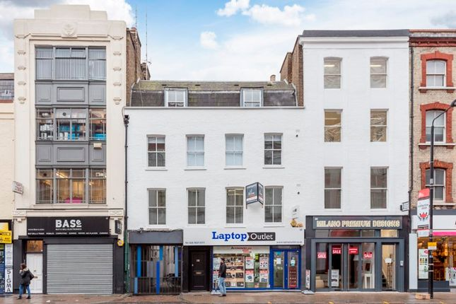 Thumbnail Office for sale in 51-52 Tottenham Court Road, Fitzrovia, London