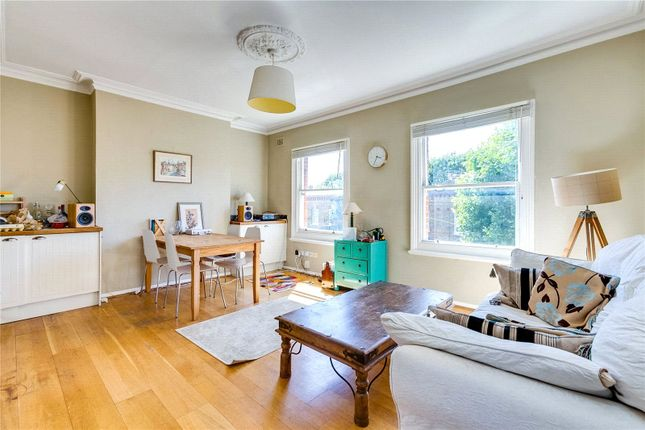 Thumbnail Flat to rent in Bravington Road, Maida Vale, London
