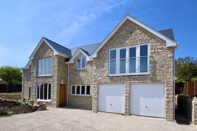 Thumbnail Detached house for sale in Worth Matravers, Swanage
