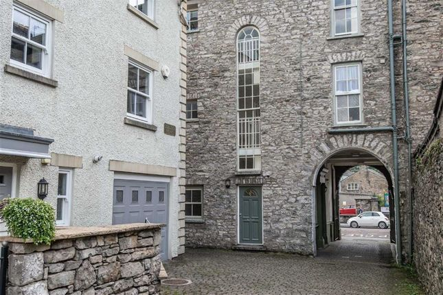 Thumbnail Flat for sale in Stramongate, Kendal, Cumbria