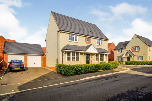 Thumbnail Detached house for sale in Cartmel Drive, Corby