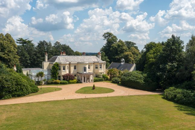 Thumbnail Detached house for sale in Hawley Park, Fernhill Road, Camberley, Surrey