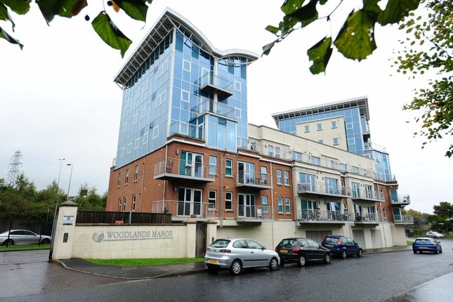 Flat for sale in Stockmans Way, Belfast