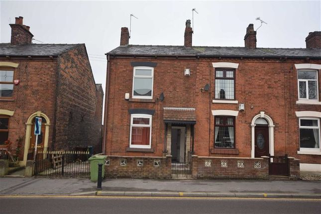 Thumbnail End terrace house to rent in Ashton Road, Oldham