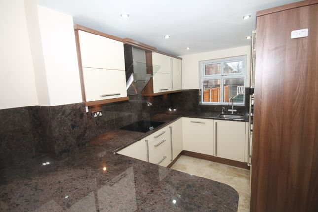 Thumbnail End terrace house to rent in Liverpool Road, Eccles, Manchester