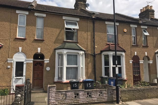 Thumbnail Terraced house for sale in Edinburgh Road, Edmonton