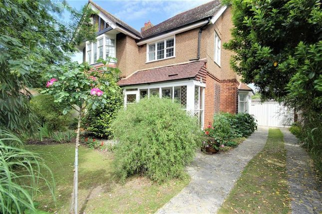 Thumbnail Detached house for sale in Georgia Avenue, Broadwater, Worthing, West Sussex