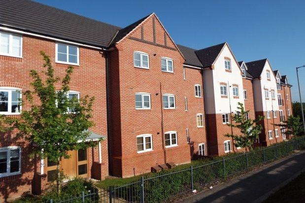 Thumbnail Flat to rent in Hidcote House, Penruddock Drive, Tile Hill