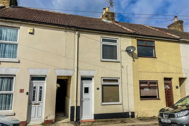 Thumbnail Terraced house to rent in Unity Street, Sittingbourne, Kent