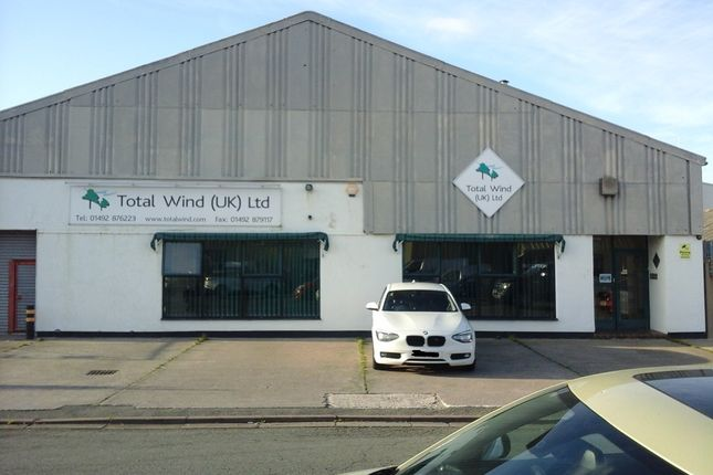 Thumbnail Light industrial to let in Council Street West, Llandudno