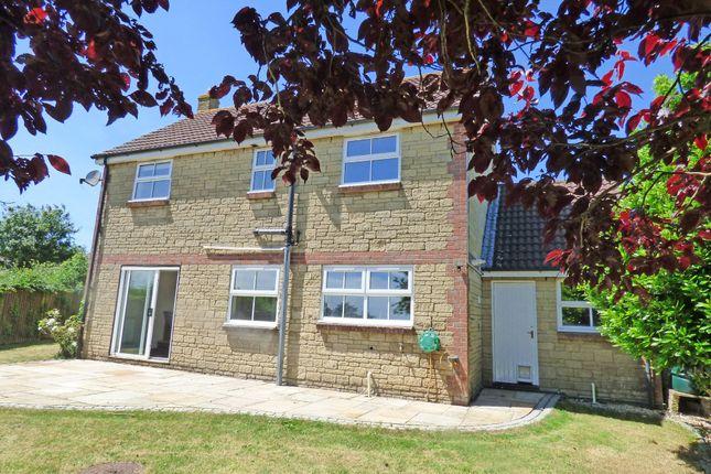 Thumbnail Detached house for sale in Dancing Lane, Wincanton