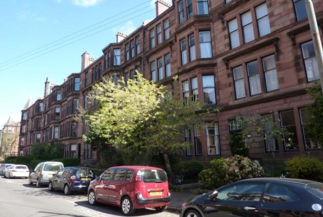 Thumbnail Flat to rent in Falkland Street, Glasgow
