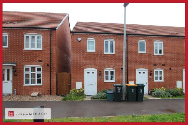 Thumbnail Terraced house for sale in Lysaght Avenue, Newport