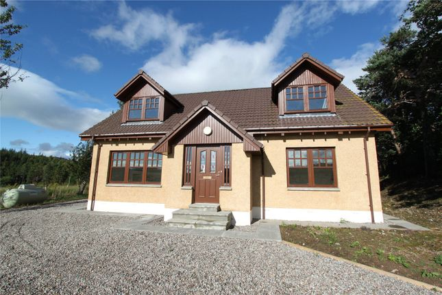 Thumbnail Detached house for sale in Cults Drive, Tomintoul, Ballindalloch, Moray