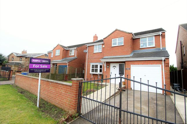 Thumbnail Detached house for sale in Spen Lane, Holme On Spalding Moor