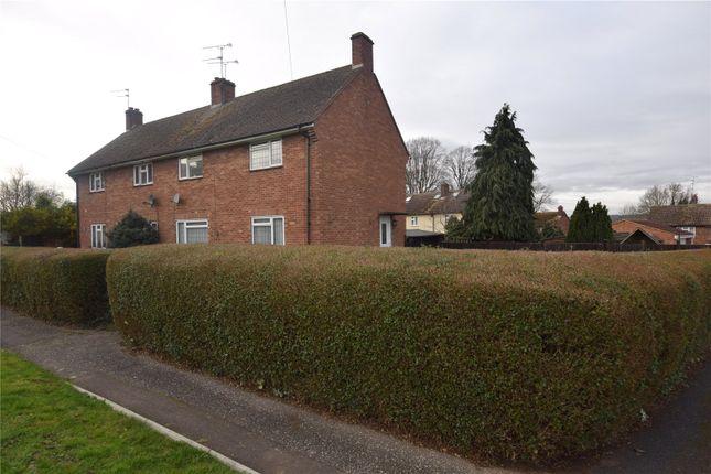 Thumbnail Semi-detached house for sale in Pancroft, Abridge, Romford, Essex