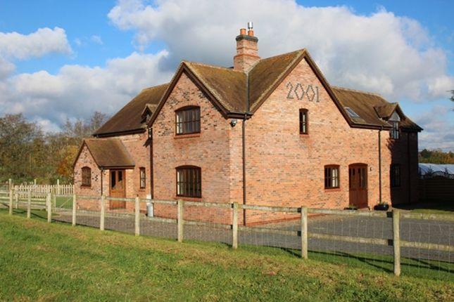Thumbnail Detached house to rent in Knighton-On-Teme, Tenbury Wells