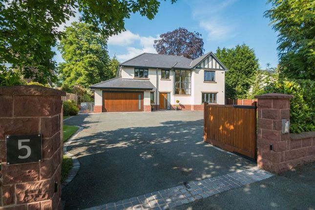 Thumbnail Detached house for sale in White House Drive, Hale, Altrincham