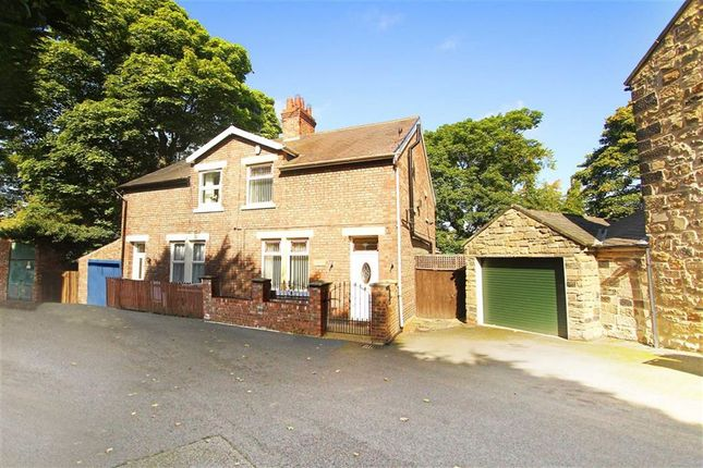 Thumbnail Semi-detached house for sale in Lily Bank, Wallsend, Newcastle Upon Tyne