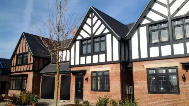 Thumbnail End terrace house for sale in Kingshurst, 1 Kingshurst Gardens, Bretforton Road, Worcestershire