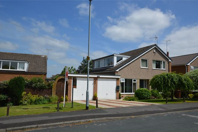 Thumbnail Detached house for sale in Rye Garth, Wetherby, West Yorkshire