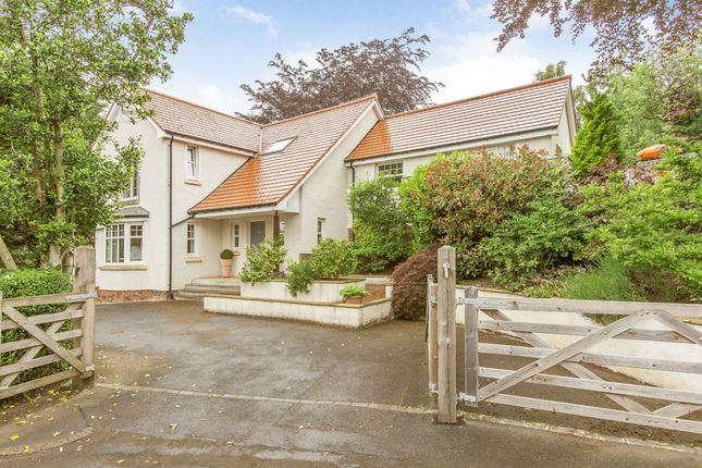 Thumbnail Detached house for sale in 4 Comiston Rise, Edinburgh