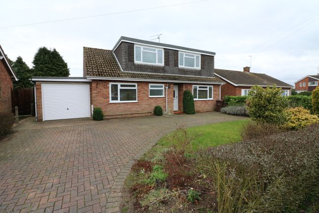 Thumbnail Detached house for sale in Sheldrick Place, Toftwood