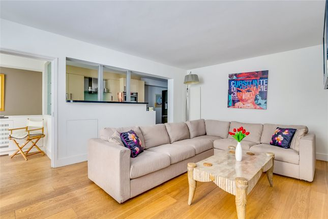 Thumbnail Flat to rent in Penywern Road, Earls Court, London