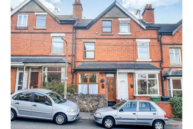 Thumbnail Terraced house for sale in Melen Street, Redditch