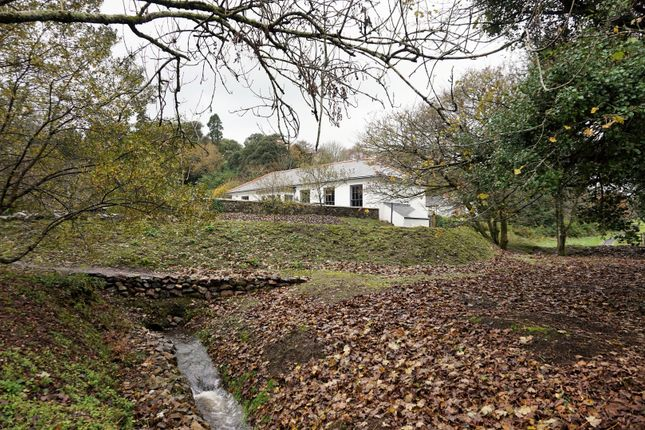 Thumbnail Detached house for sale in Tregullow, Redruth