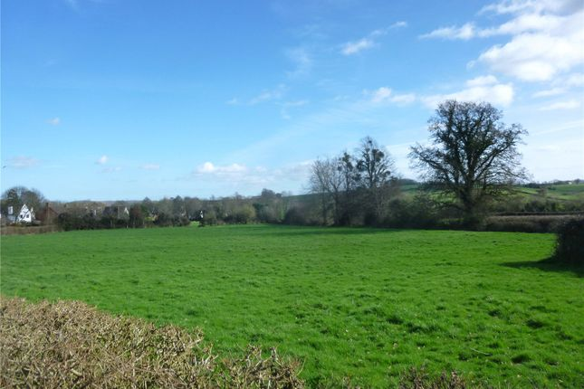 Thumbnail Land for sale in Trull Road, Taunton