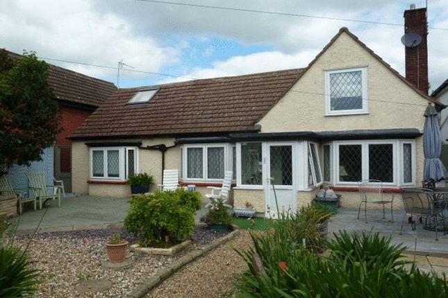 Thumbnail Detached bungalow for sale in Queens Corner, West Mersea, Colchester
