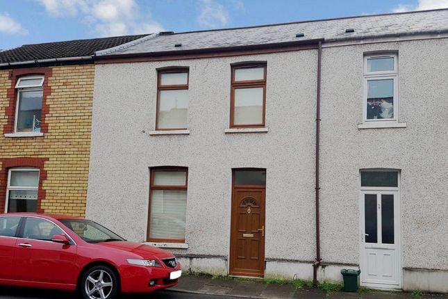 Thumbnail Property to rent in Alfred Street, Aberavon, Port Talbot