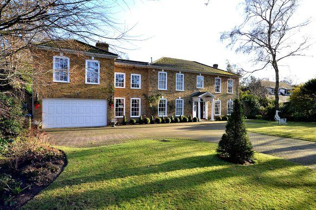 6 bed detached house for sale in Albury Road, Burwood Park, Hersham, Walton-On-Thames