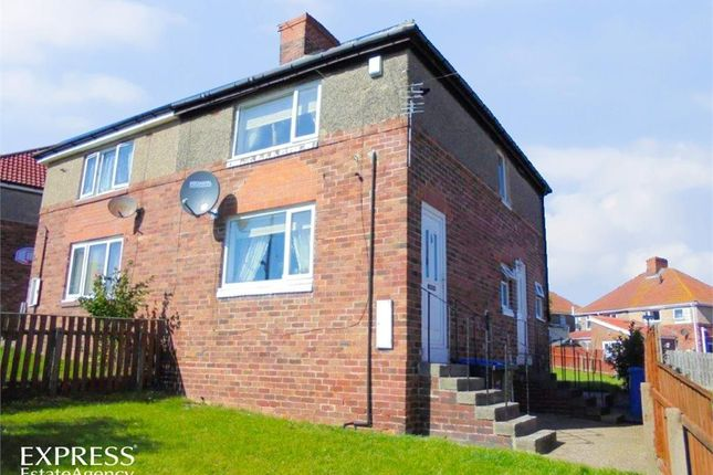 Thumbnail Semi-detached house for sale in Thorpe Crescent, Horden, Peterlee, Durham