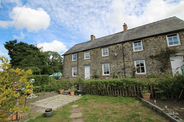 Thumbnail Cottage to rent in Garth, Builth Wells, Powys